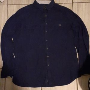 Marc Anthony slim button down shirt